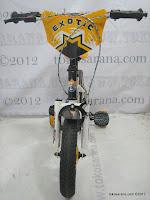 Sepeda Anak Exotic 12-9980 Sport Bike Dop Bintang 12 Inci