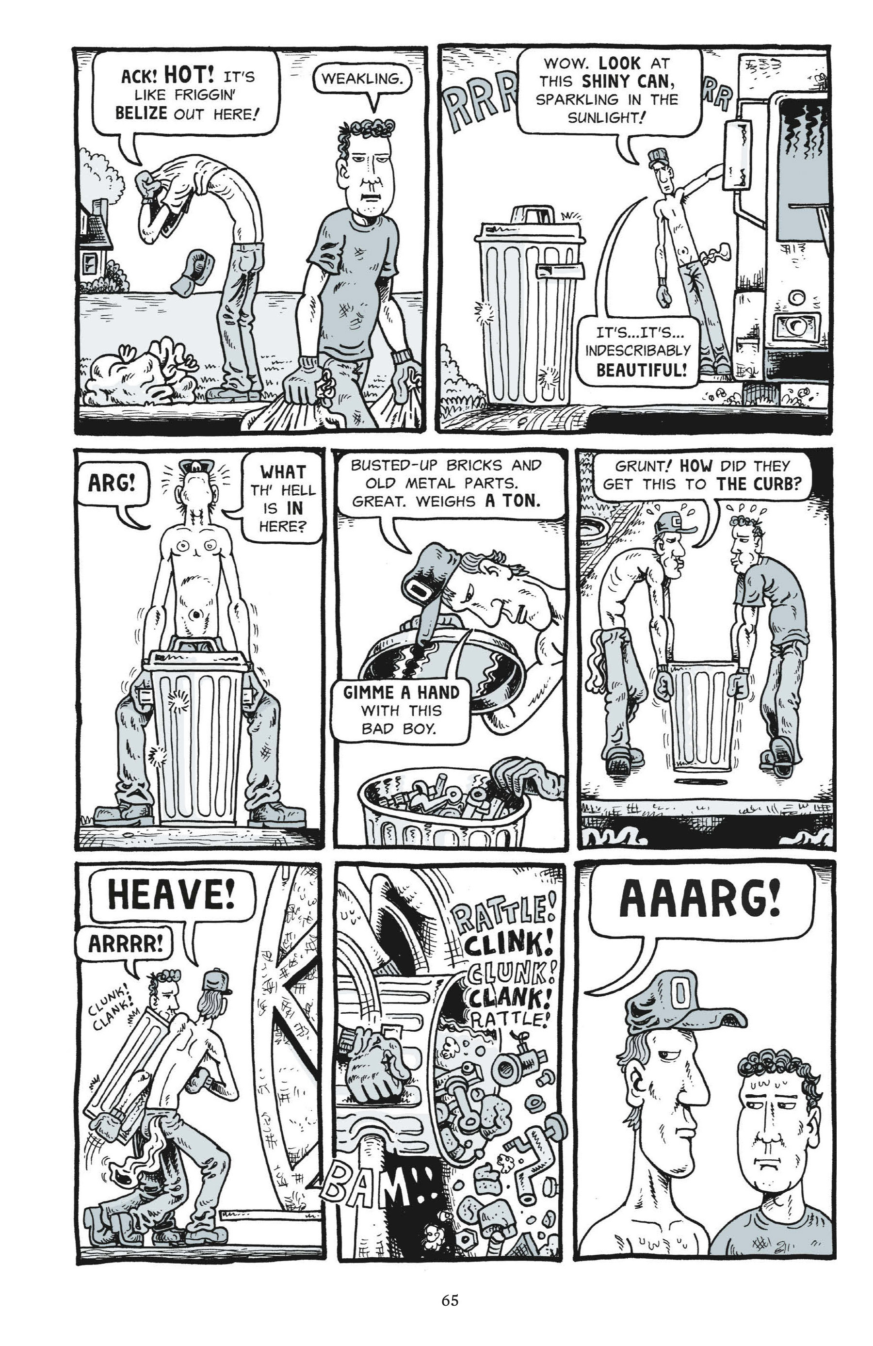 Read online Trashed comic -  Issue # Full - 66