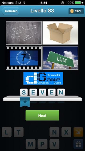 Movie Quiz (Indovinare il film) soluzione livello 81-90