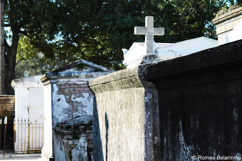 St. Louis Cemetery No. 1 New Orleans Cemetery Tours