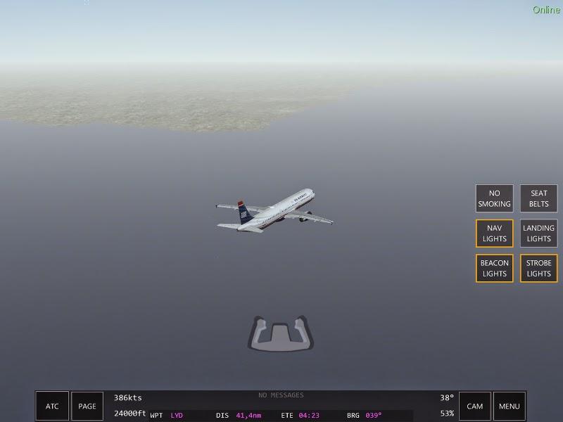 24 000 fts Infinite Flight