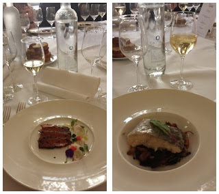 Restaurant Macéo Table Parisienne Paris Prix Landerneau 2016 délibérations