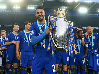 Riyad Mahrez 'agrees to join' in €50m deal