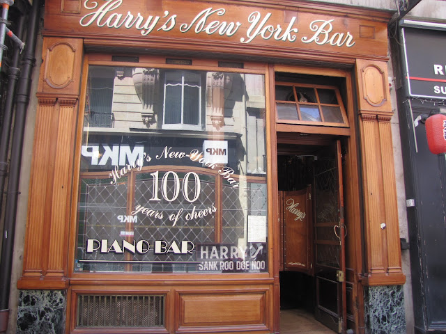 Harry's New Your Bar, Paris