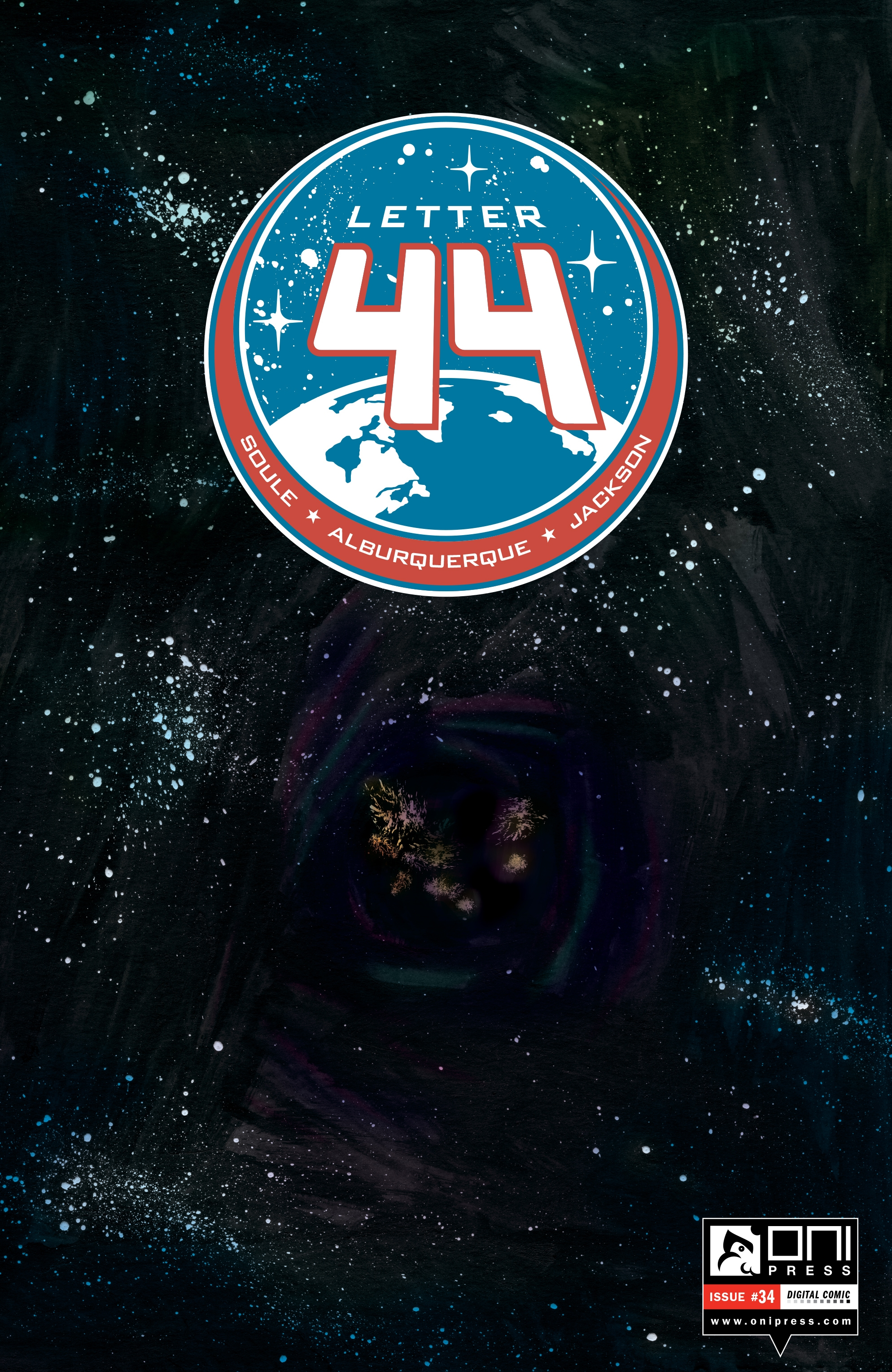 Read online Letter 44 comic -  Issue #34 - 1