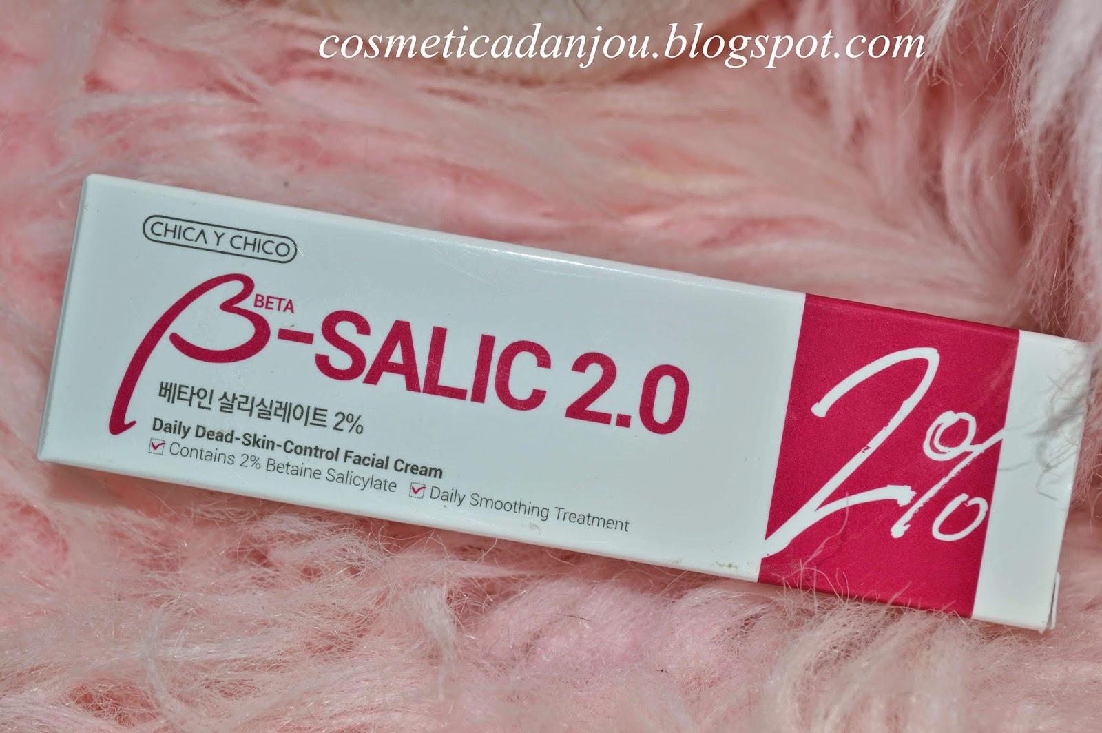 CHICA Y CHICO - B-Salic 2.0
