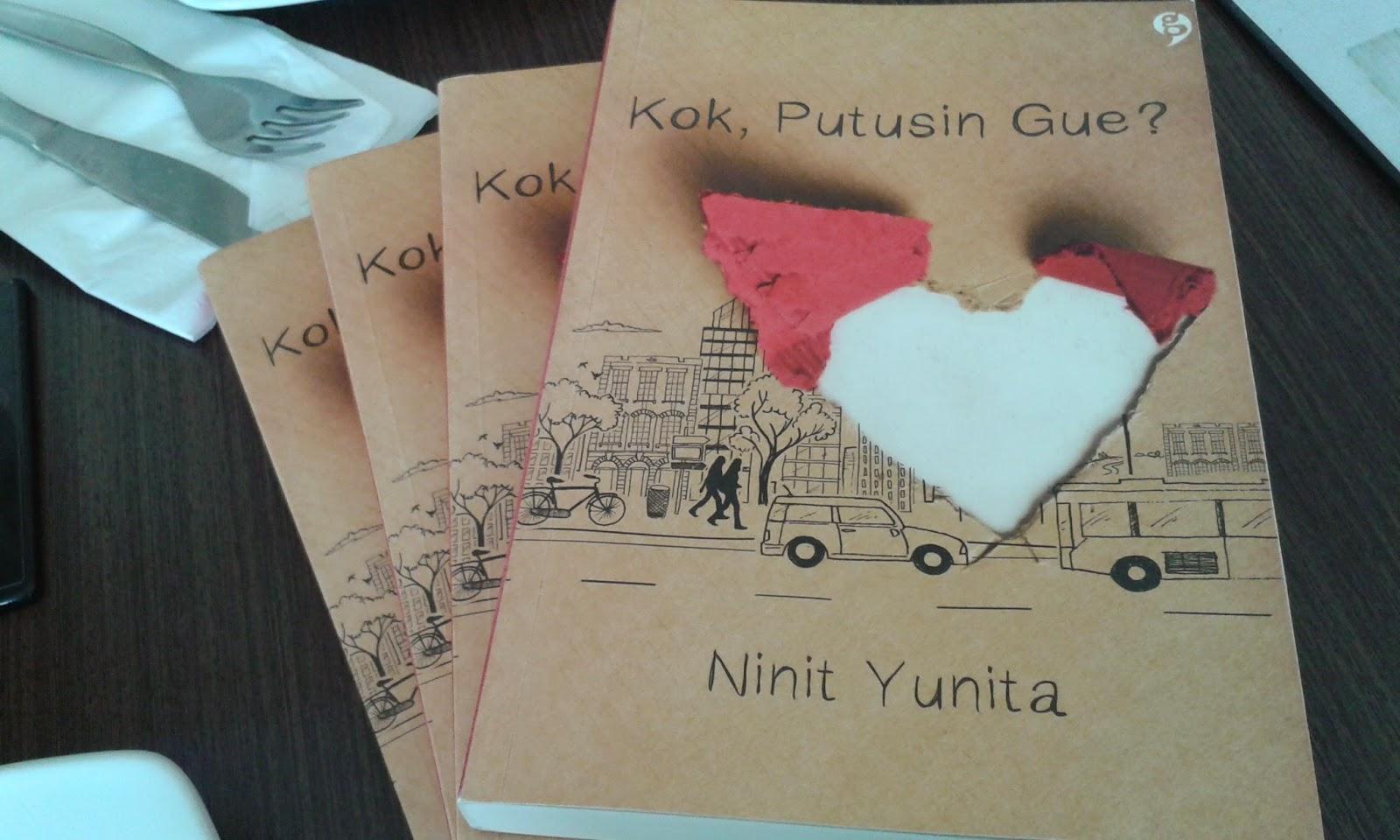 Ebook Kok Putusin Gue