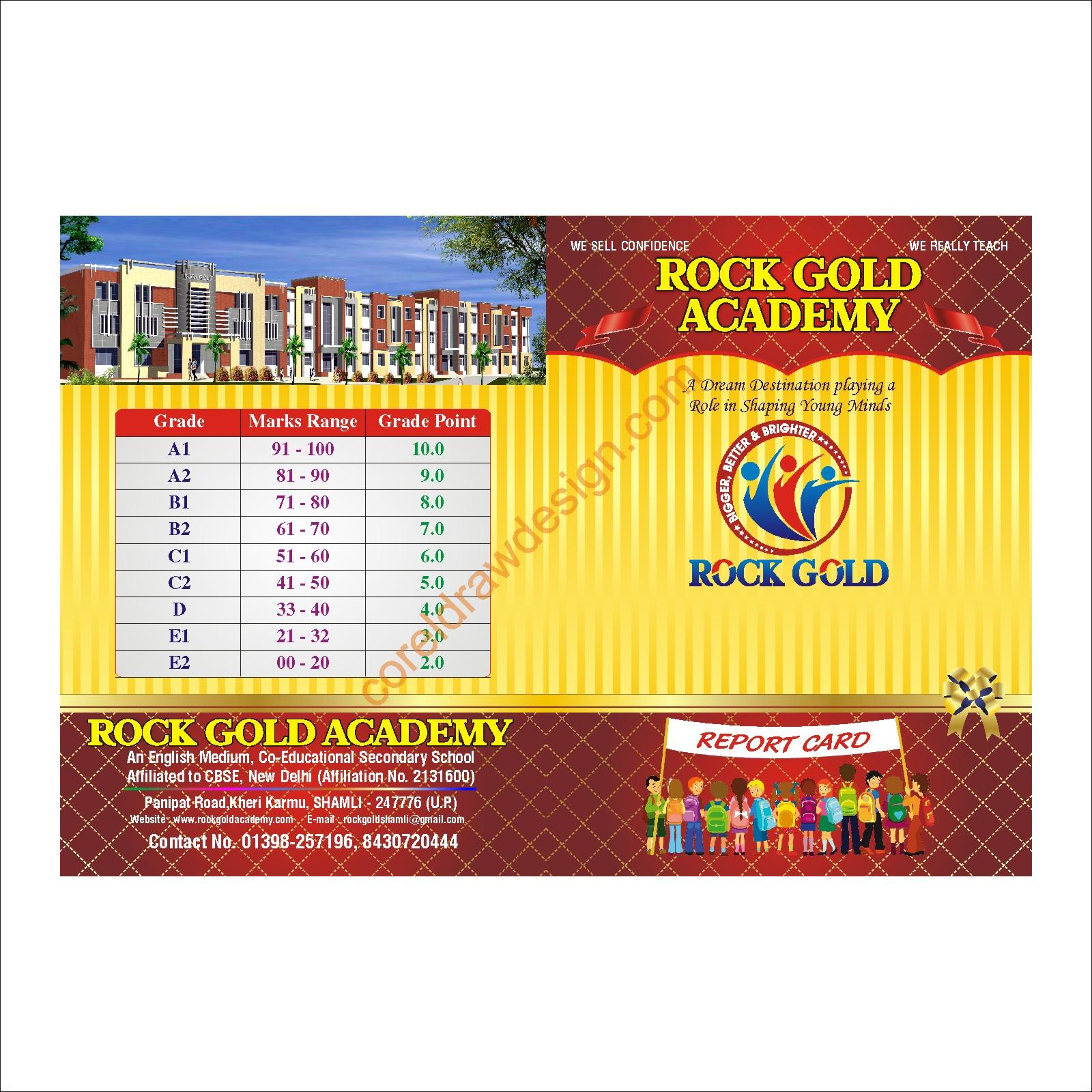 School Report Card Design Cdr   Carbk co