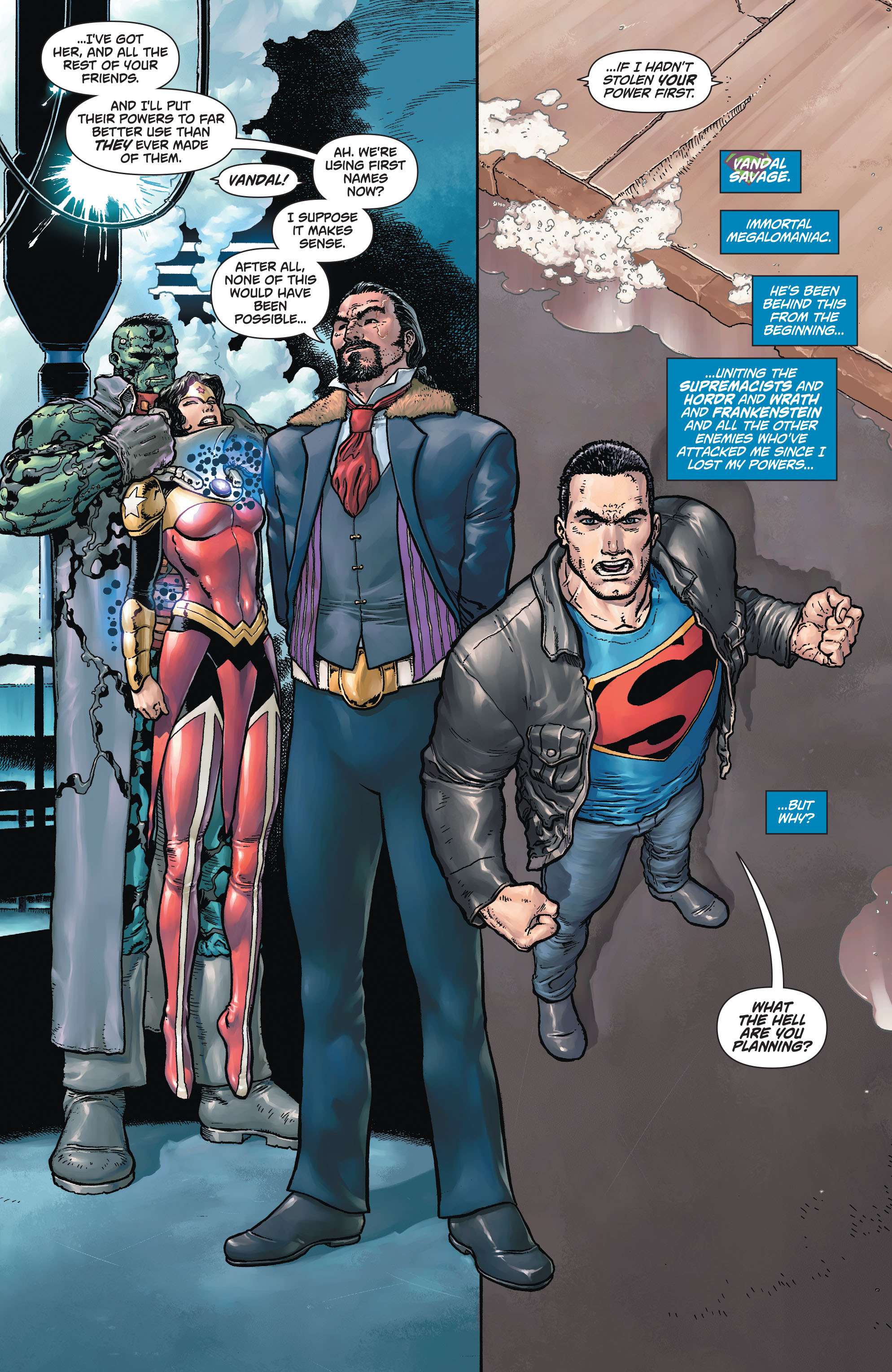 Read online Action Comics (2011) comic -  Issue #48 - 6