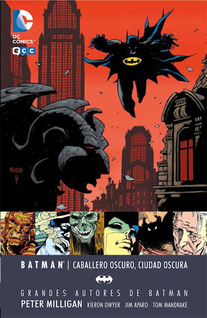 Grandes Autores de Batman: Ed Brubaker