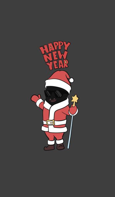 Muya new year theme