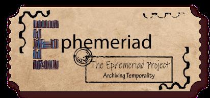 Ephemeriad