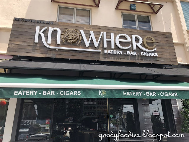 Knowhere Bangsar Eatery & Bar
