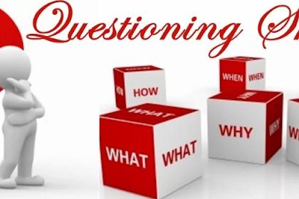 Keterampilan Guru  Sukses Saat Bertanya dan Menjawab Pertanyaan