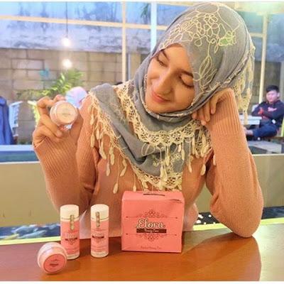 Elora Beauty Organic Mampu Mencerahkan dan memutihkan wajah