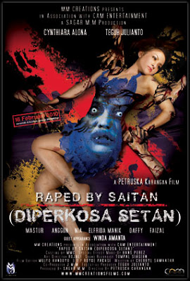 "Cynthiara Alona in  ""Raped by Saitan"""