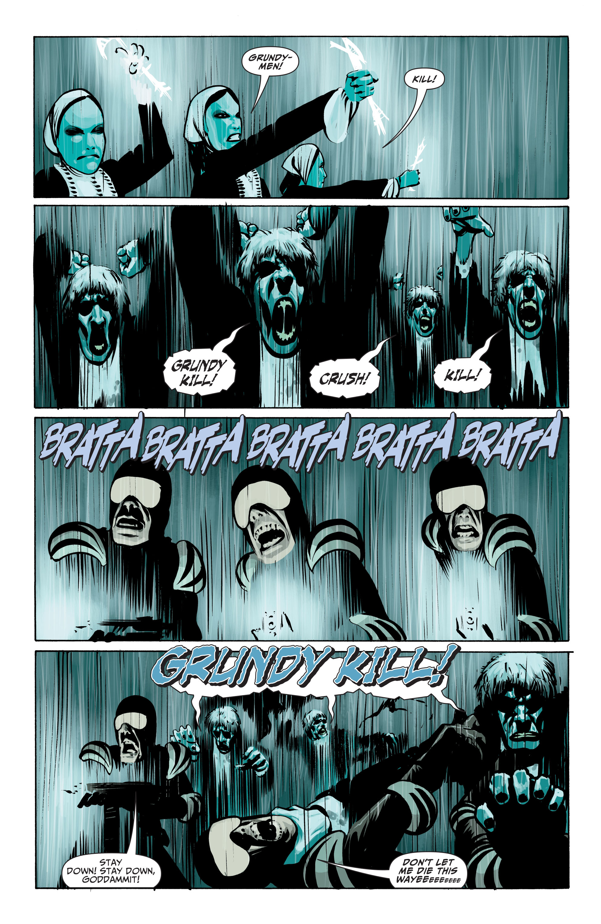 Read online Seven Soldiers: Klarion the Witch Boy comic -  Issue #4 - 11