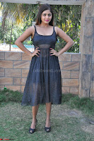 Pragya Nayan New Fresh Telugu Actress Stunning Transparent Black Deep neck Dress ~  Exclusive Galleries 005.jpg