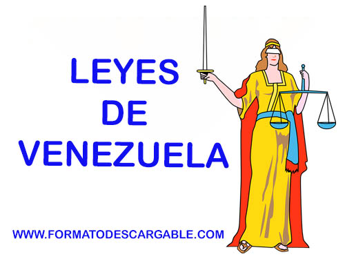 LEYES VENEZOLANAS