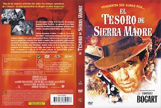 El tesoro de Sierra Madre » Carátula