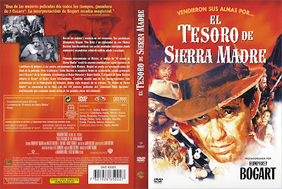 Carátula: El tesoro de Sierra Madre / The Treasure of the Sierra Madre
