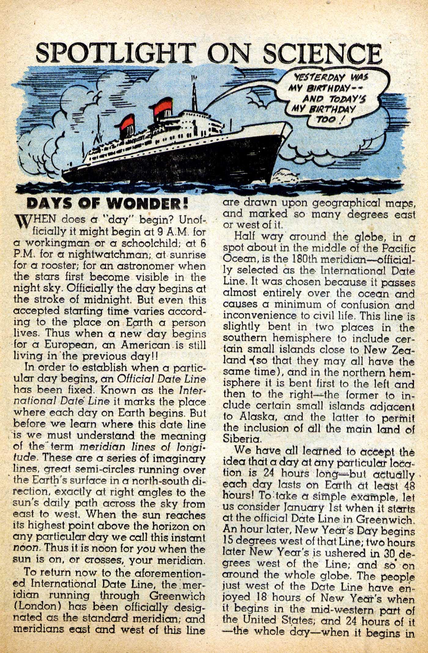 Strange Adventures (1950) issue 82 - Page 23