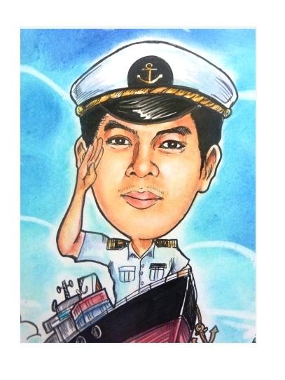 Kaelcatures Seafarer Salute