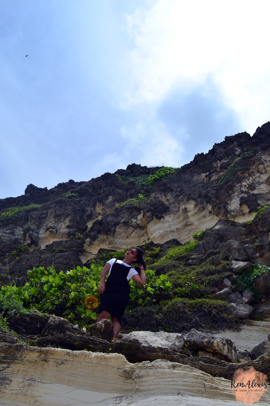 The Kapurpurawan Rock Formation