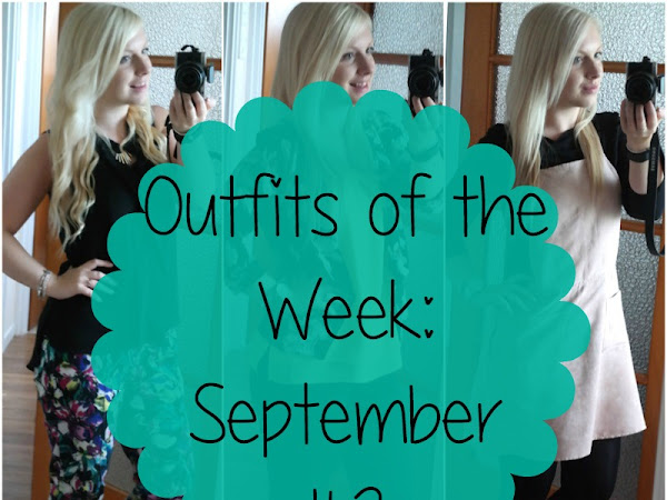 Outfits of the Week: September #2