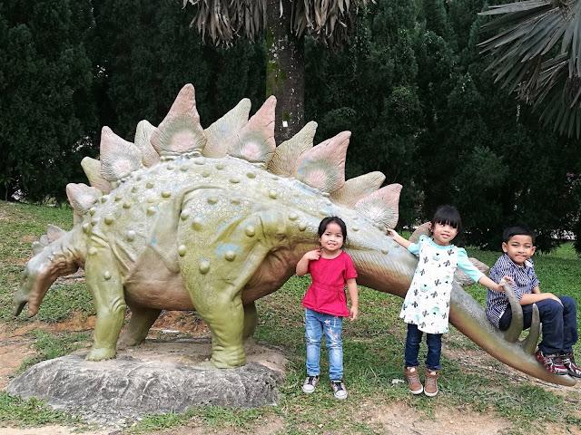 pusat sains negara bukit kiara national science centre kuala lumpur jurasic park dinosaur