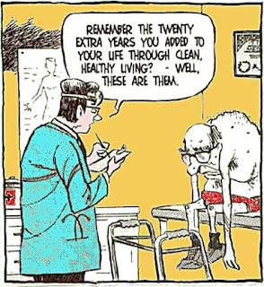 funny golden years cartoon joke picture