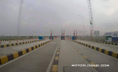 Pembangunan jalan tol pejagan-pemalang