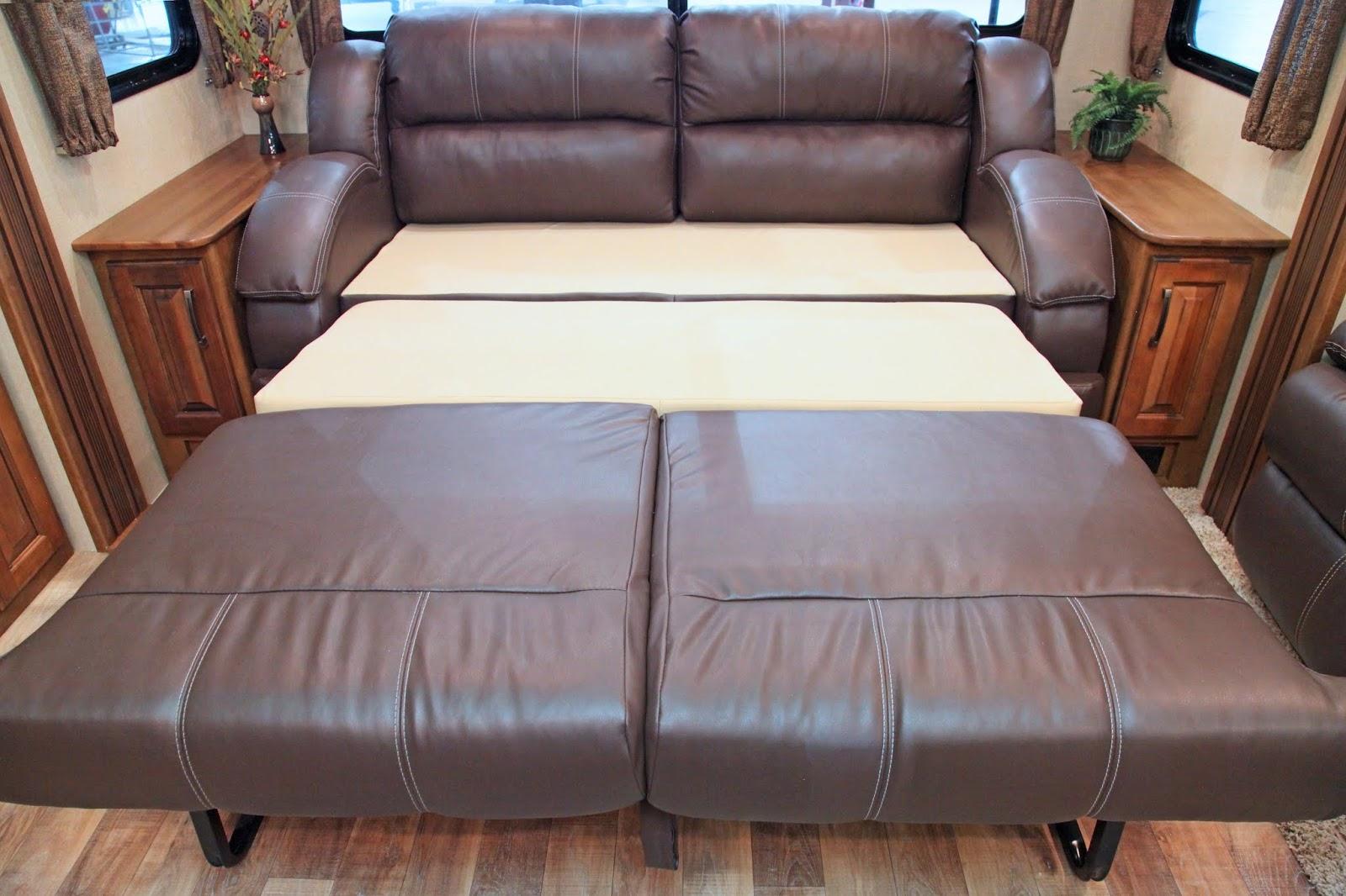 Rv Tri Fold Sofa Home Decor Image