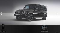Mercedes G500 Edition 35 2015 màu Đen Obsidian 197