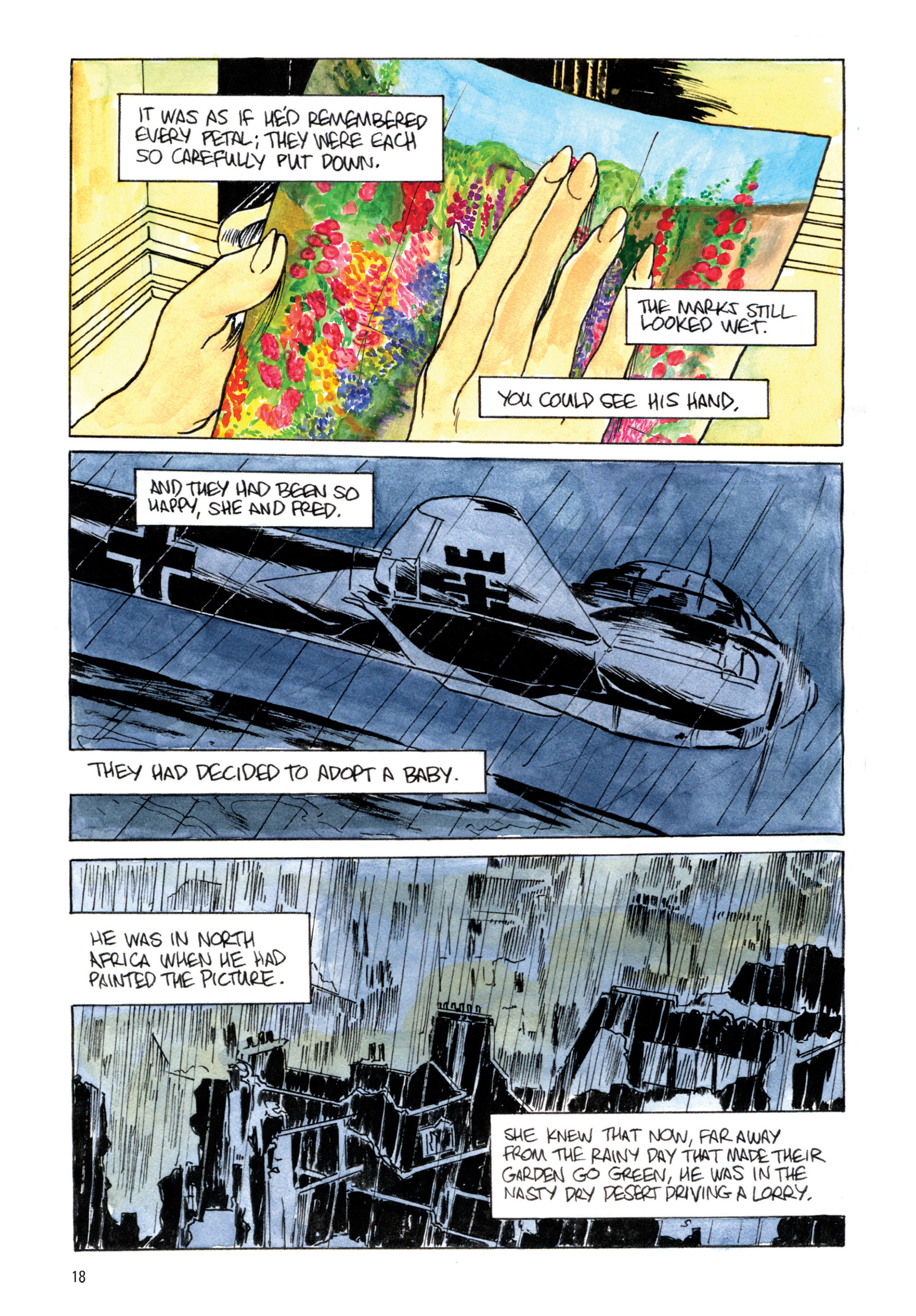Read online The Late Child and Other Animals comic -  Issue #1 - 16