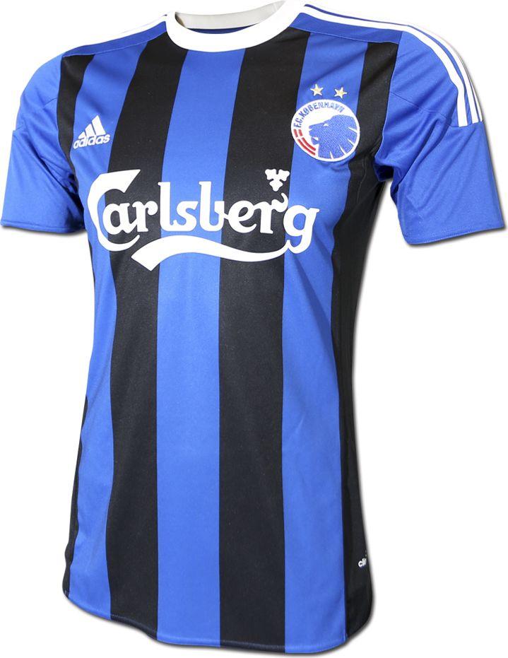 FCコペンハーゲン 15-16 アウェイユニフォーム