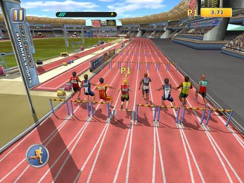 تحميل لعبة ألعاب القوى Athletics 2 Summer Sports للأندرويد