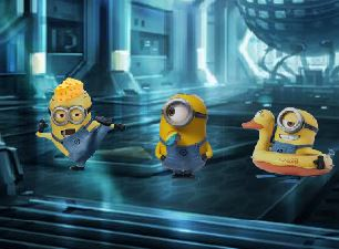 Play FreeRoomEscape Minion Lab…