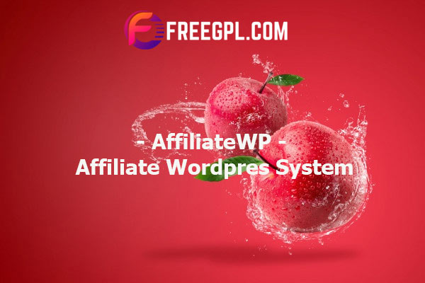 AffiliateWP Affiliate Wordpres System Nulled Download Free