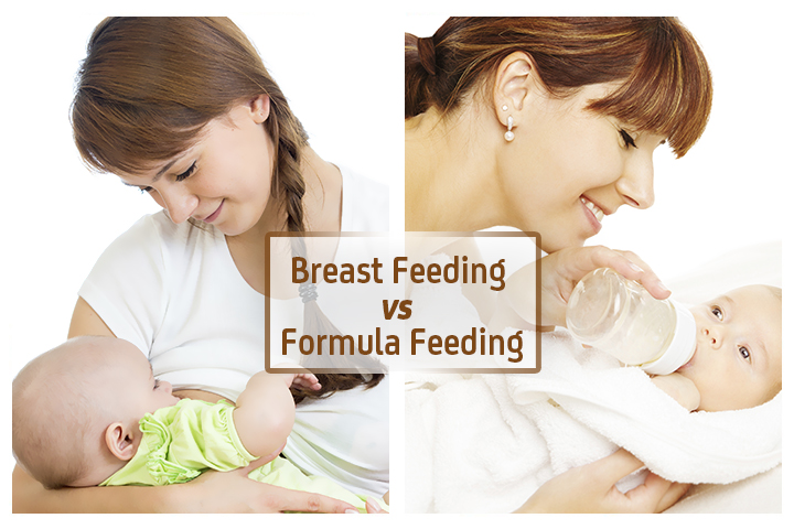How To Feed Breast Milk