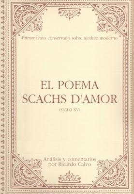 El poema Schachs d'amor (análisis de Ricardo Calvo)