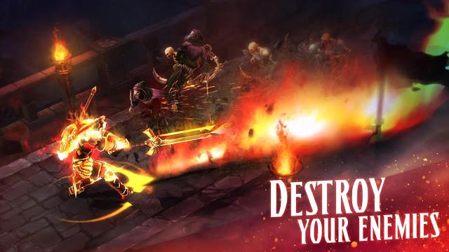 Gambar Game Eternity Warriors