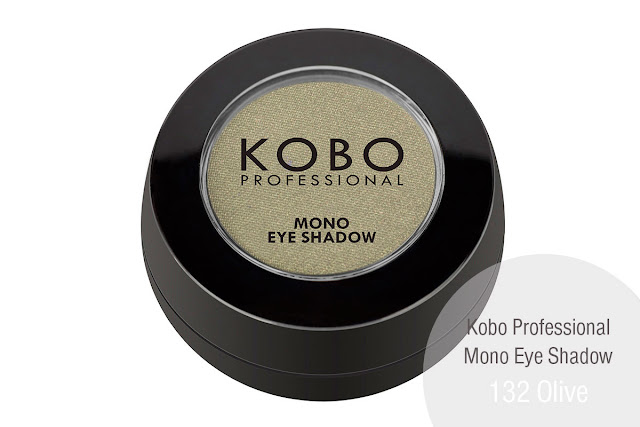 KOBO POFESSIONAL MONO EYE SHADOW 132 Olive
