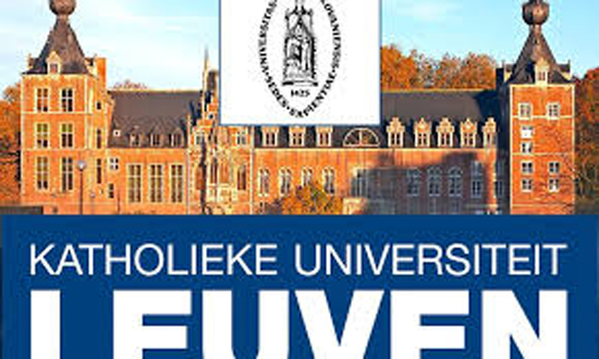 KU Leuven PhD Fellowship in Landscape Architecture for International Students in Belgium 2017