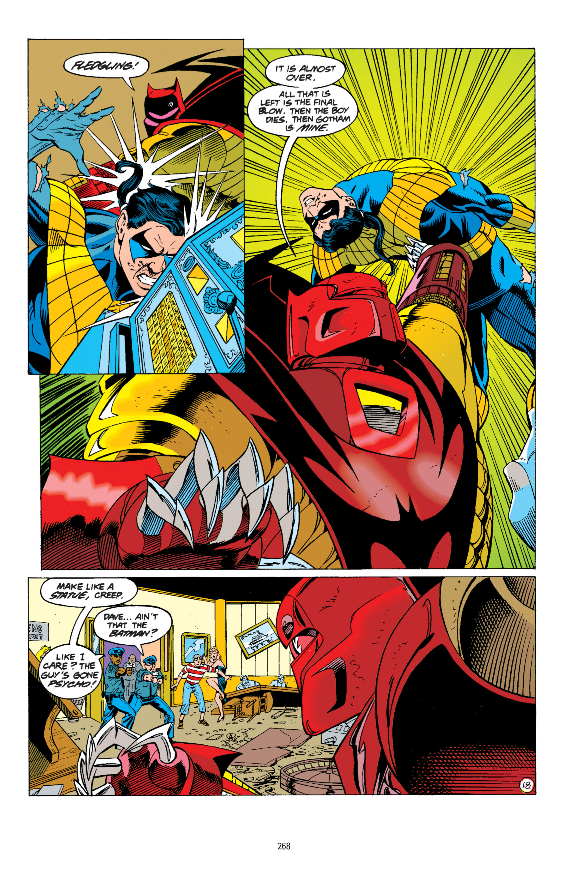 Detective Comics (1937) 677 Page 17