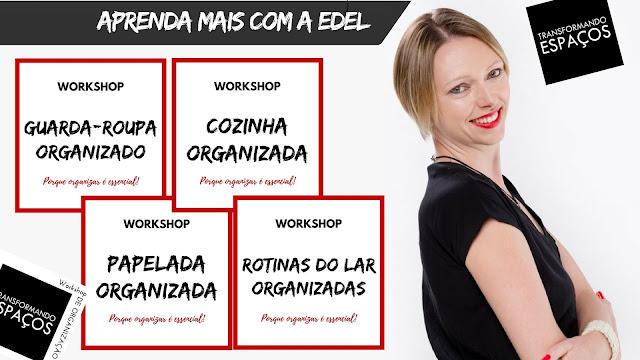 Saiba mais sobre os Workshops de Organização TE