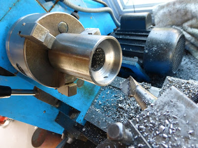 turning bearing recesses