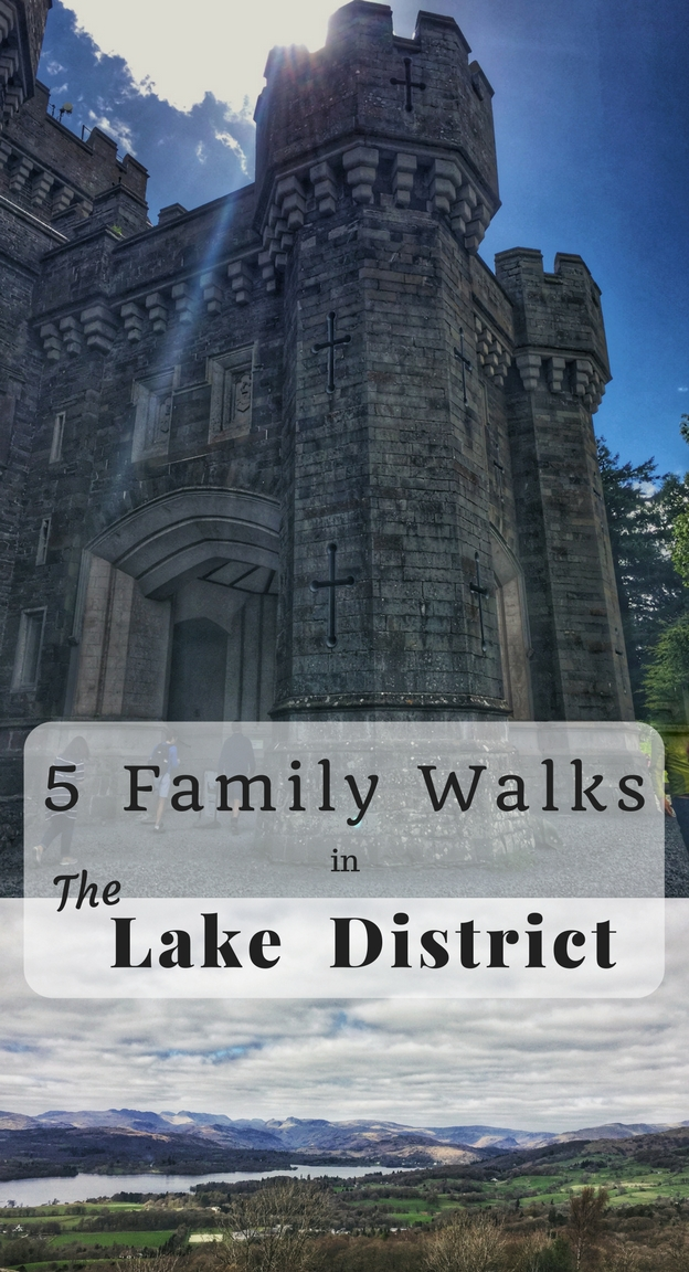 5 Family Walks in The Lake District
