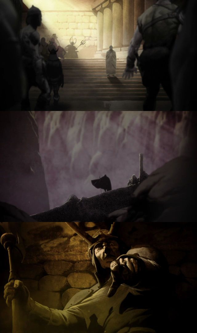 Thor and Loki: Blood Brothers Miniserie Completa HD 720p Latino Dual