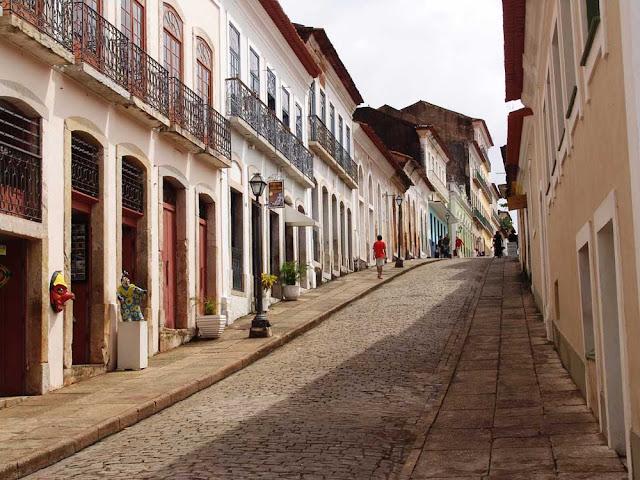 centro histórico de São Luis - MA